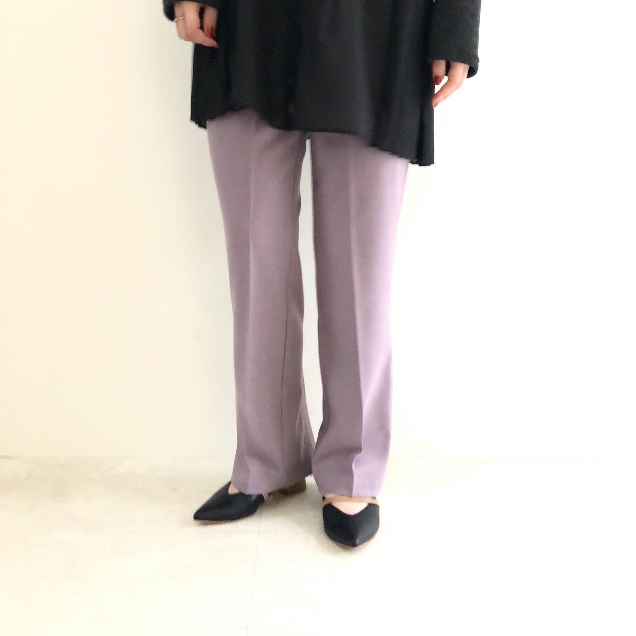 【 Eimee Law 】- 80645K-2 - バックスリットパンツ