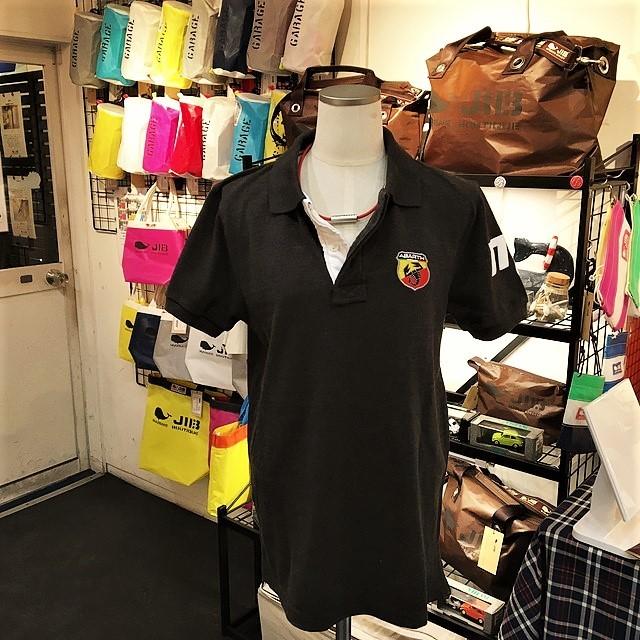 ABARTH CLUB MCRTポロシャツ(メンズ/半袖)【会員様限定販売】【会員番号が必要となります】【税込価格】