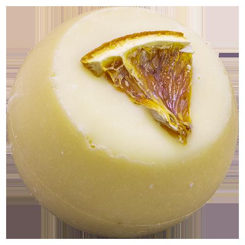 オーガニック Bio バスボム オレンジ(無添加) 4560265453646 入浴時に使用します #剤