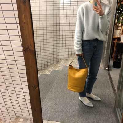 B.stuff バケツ型トートバック (限定品)