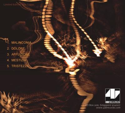 MAURIZIO BIANCHI - Elegietroniche  CD - 画像2