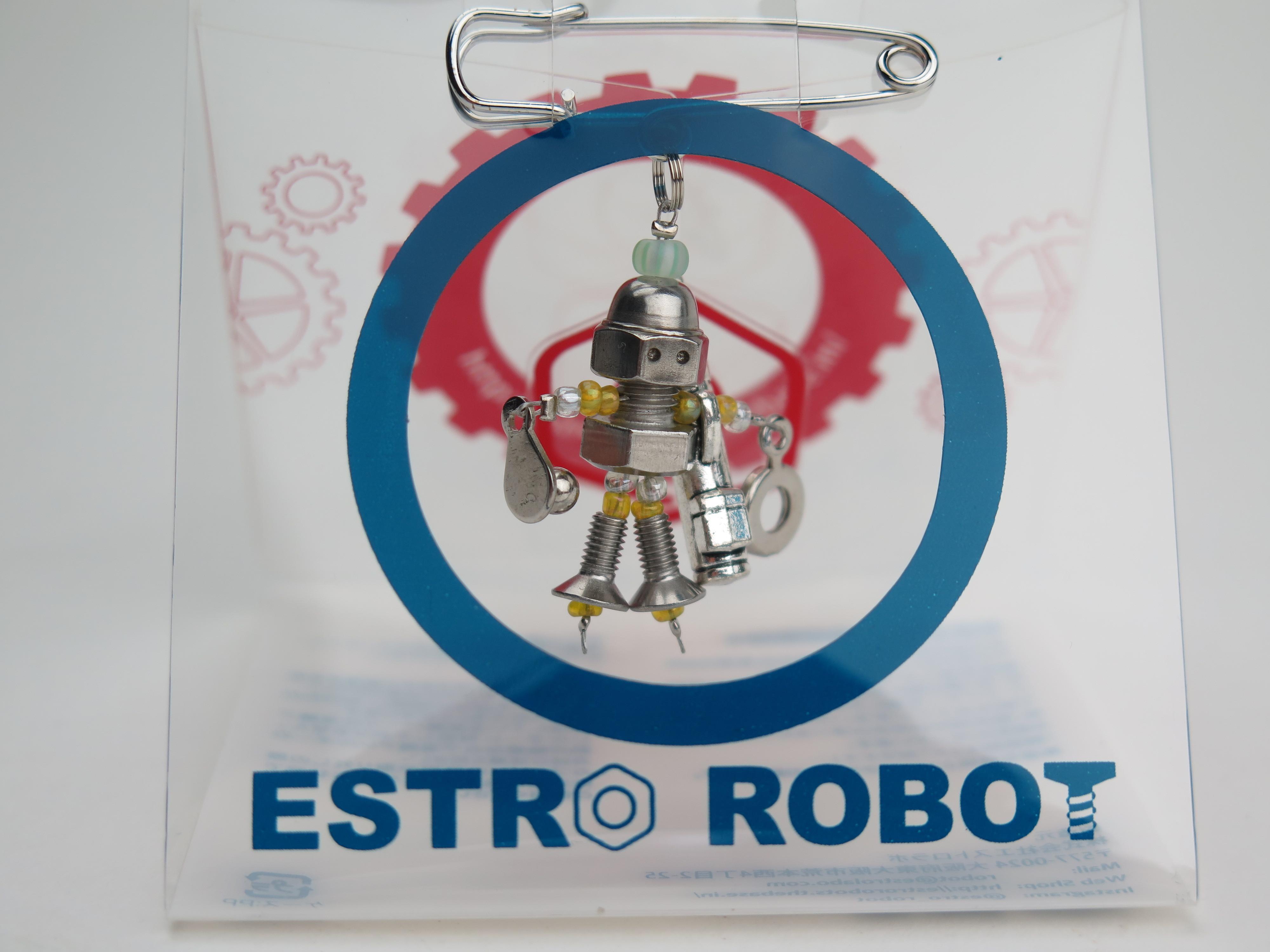 estro robot golf yellow ゴルフ イエロー
