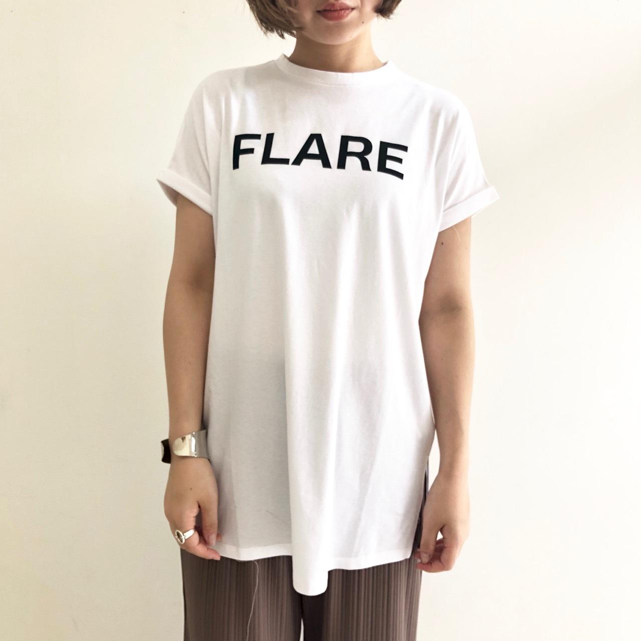 【 ROSIEE 】- 152605 - FLARE Teeシャツ