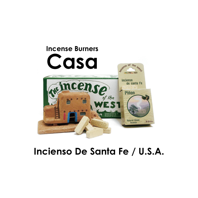 Incense Burners < Casa >