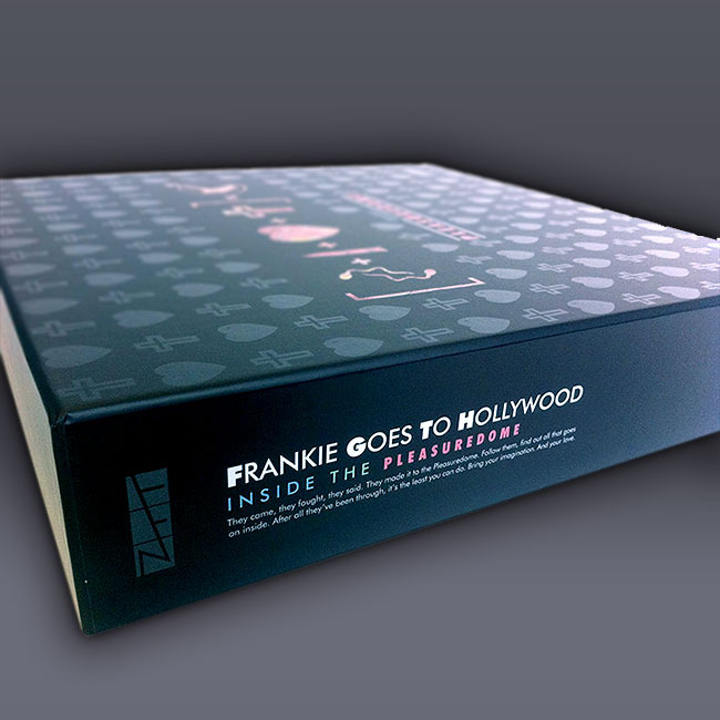"Frankie Goes to Hollywood『""Inside the Pleasuredome"" Ultra-Deluxe Box Set』 - 画像3"