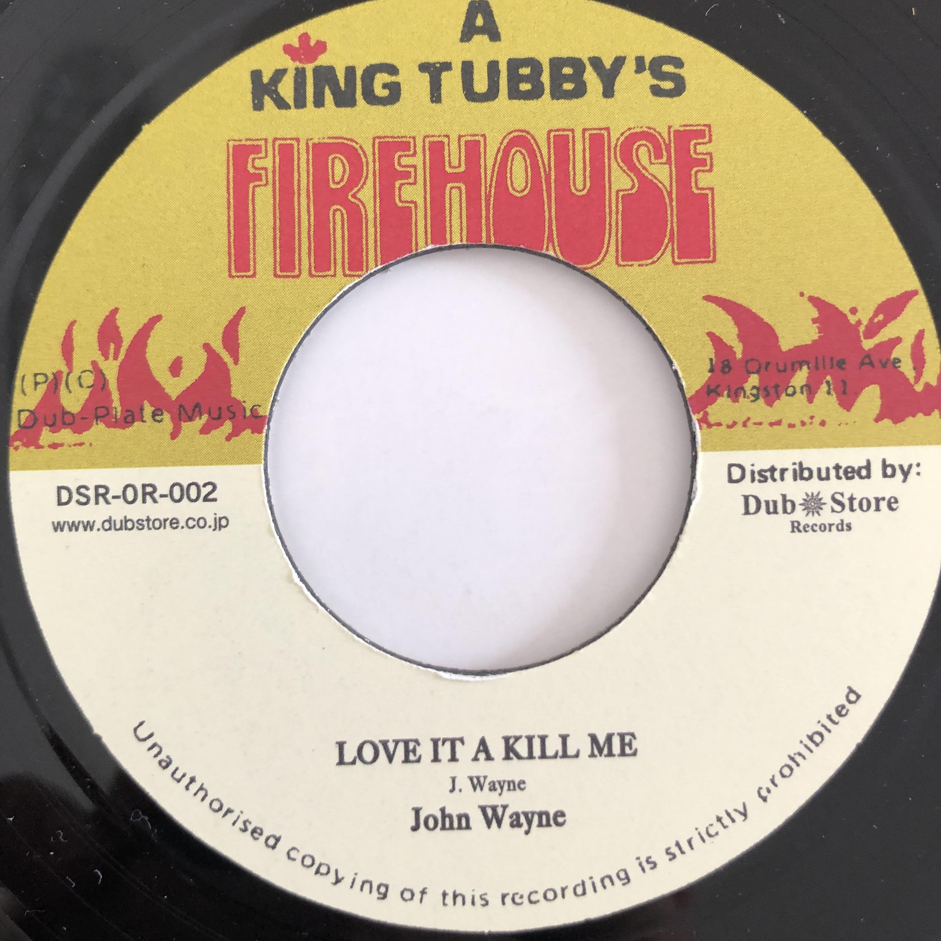 John Wayne(ジョンウェイン) - Love It A Kill Me【7-20072】