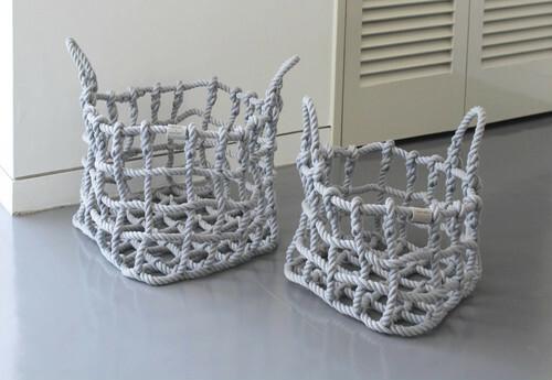 knot grey L