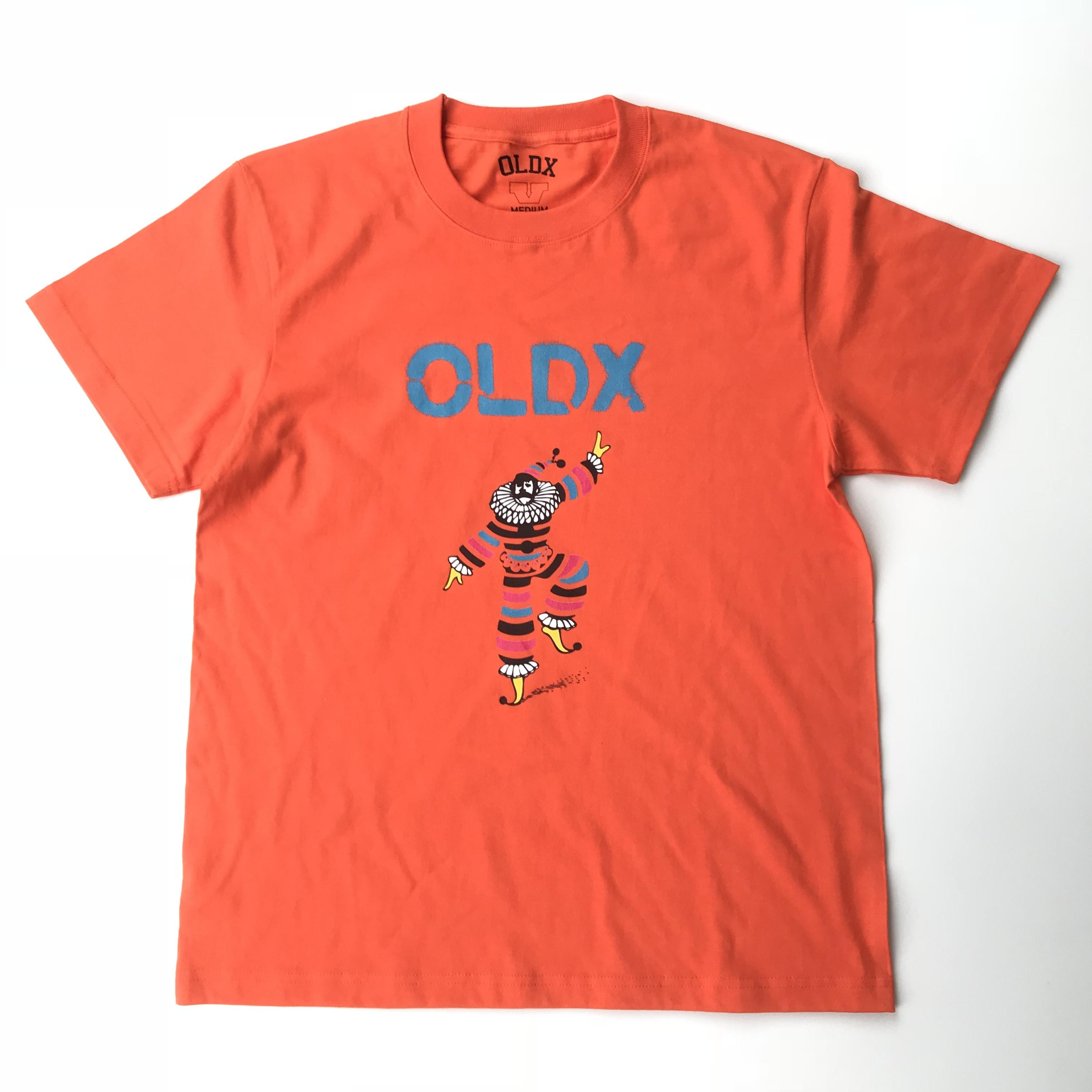 Joker T- shirts ORANGE