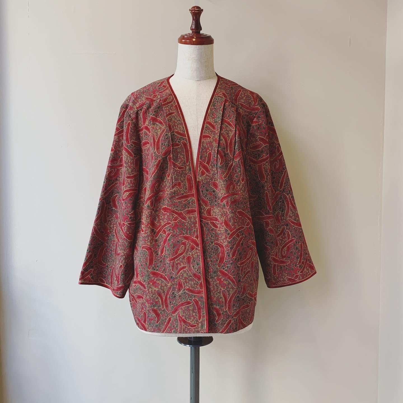 vintage design haori