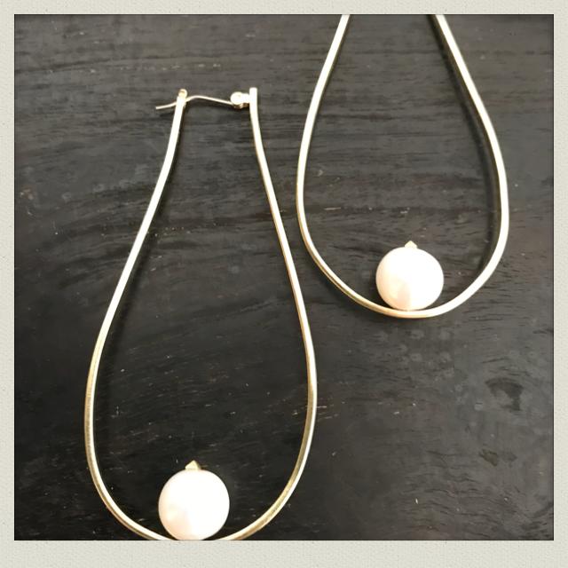 pearl  earring 1 (pierce) PeE-1
