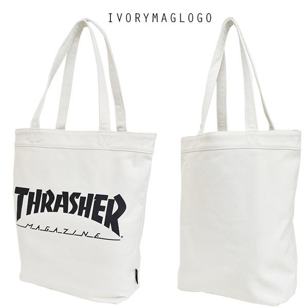 THRASHER スラッシャー トートバッグ