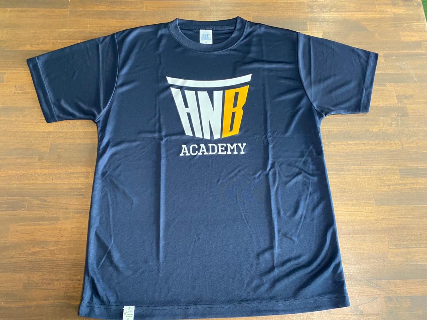 【デザインサンプル】HNB ACADEMY(U12・男女)アカデミーTシャツ