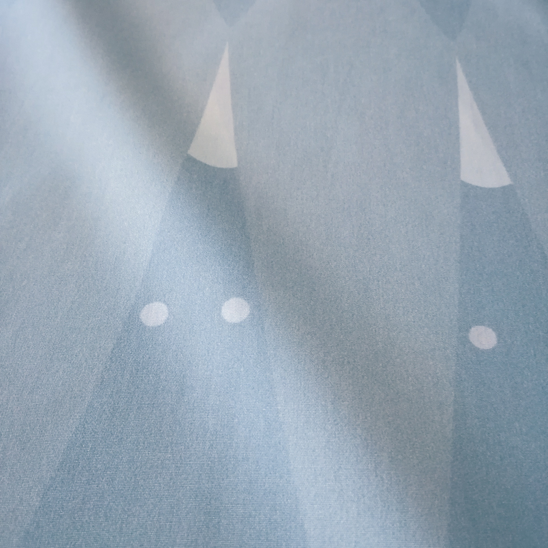 旅立ち 空色(×50cm)