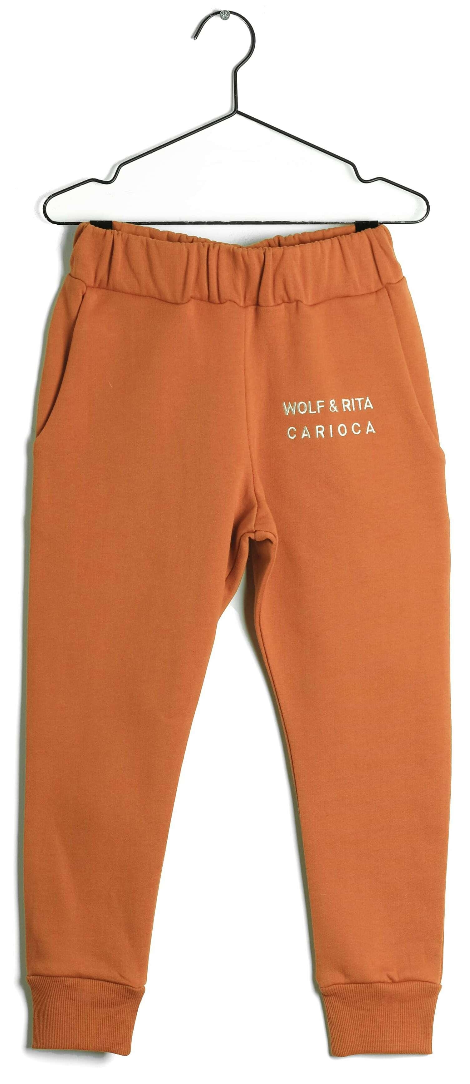 《WOLF & RITA 2019AW》AMADEU trousers / Carioca