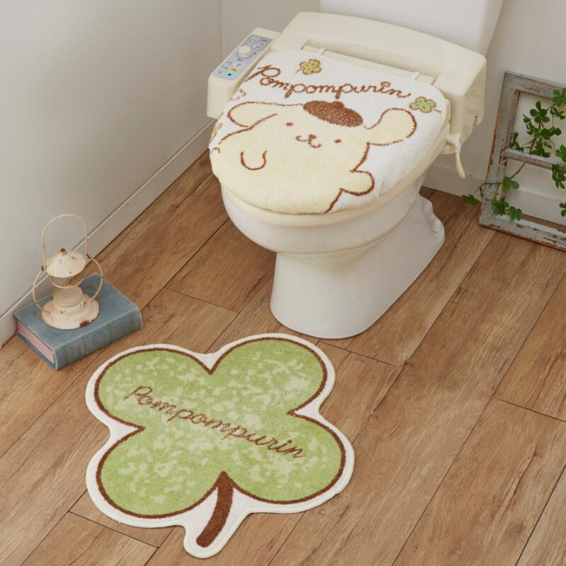 ポムポムプリン トイレ2点セット【送料無料】