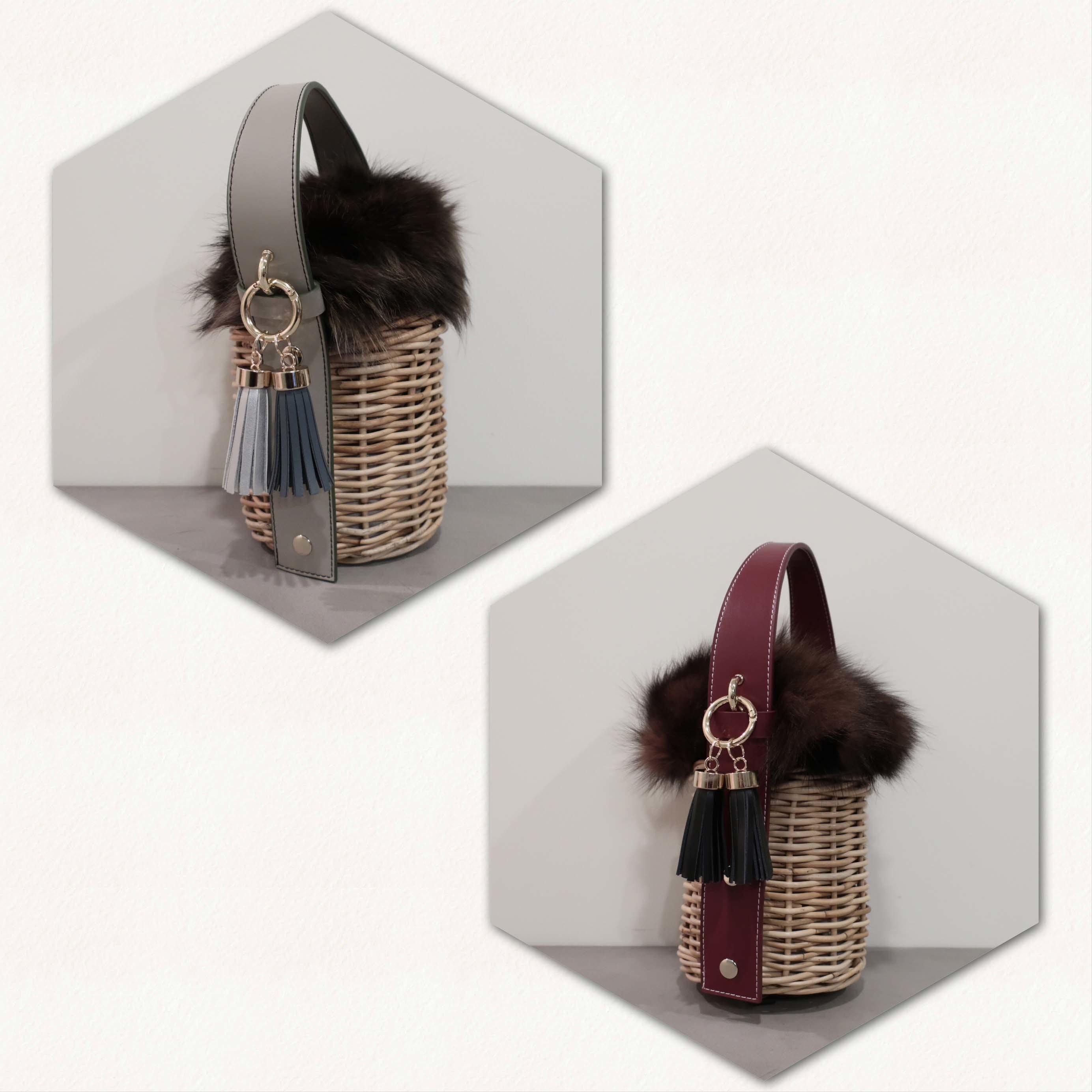 [予約限定]Pillar - Small - Fur / 2 Color