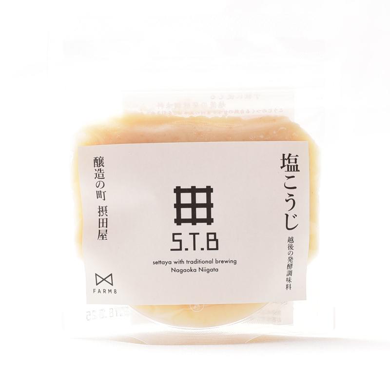 S.T.B 塩麹120g