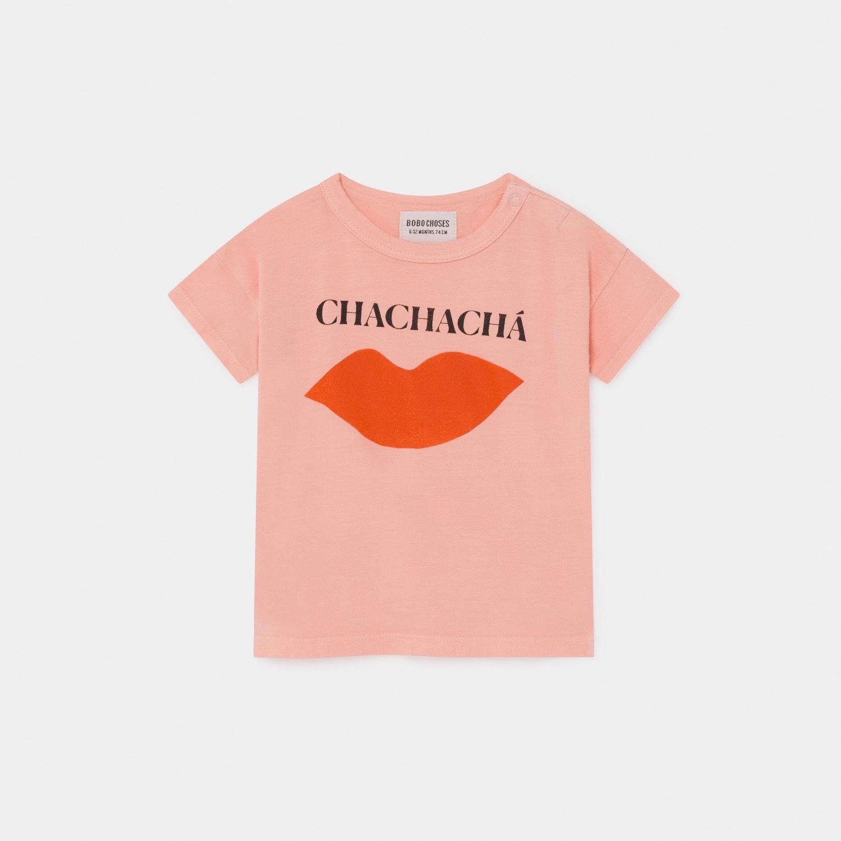 《BOBO CHOSES 2020SS》Chachacha Kiss T-Shirt / 6-36M