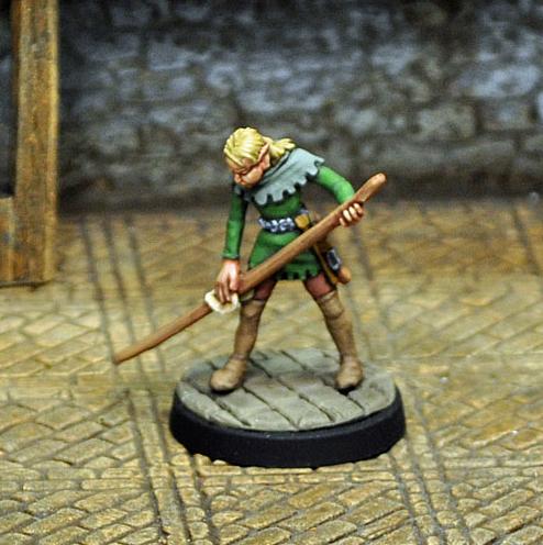 エルフの弓職人 - 画像2