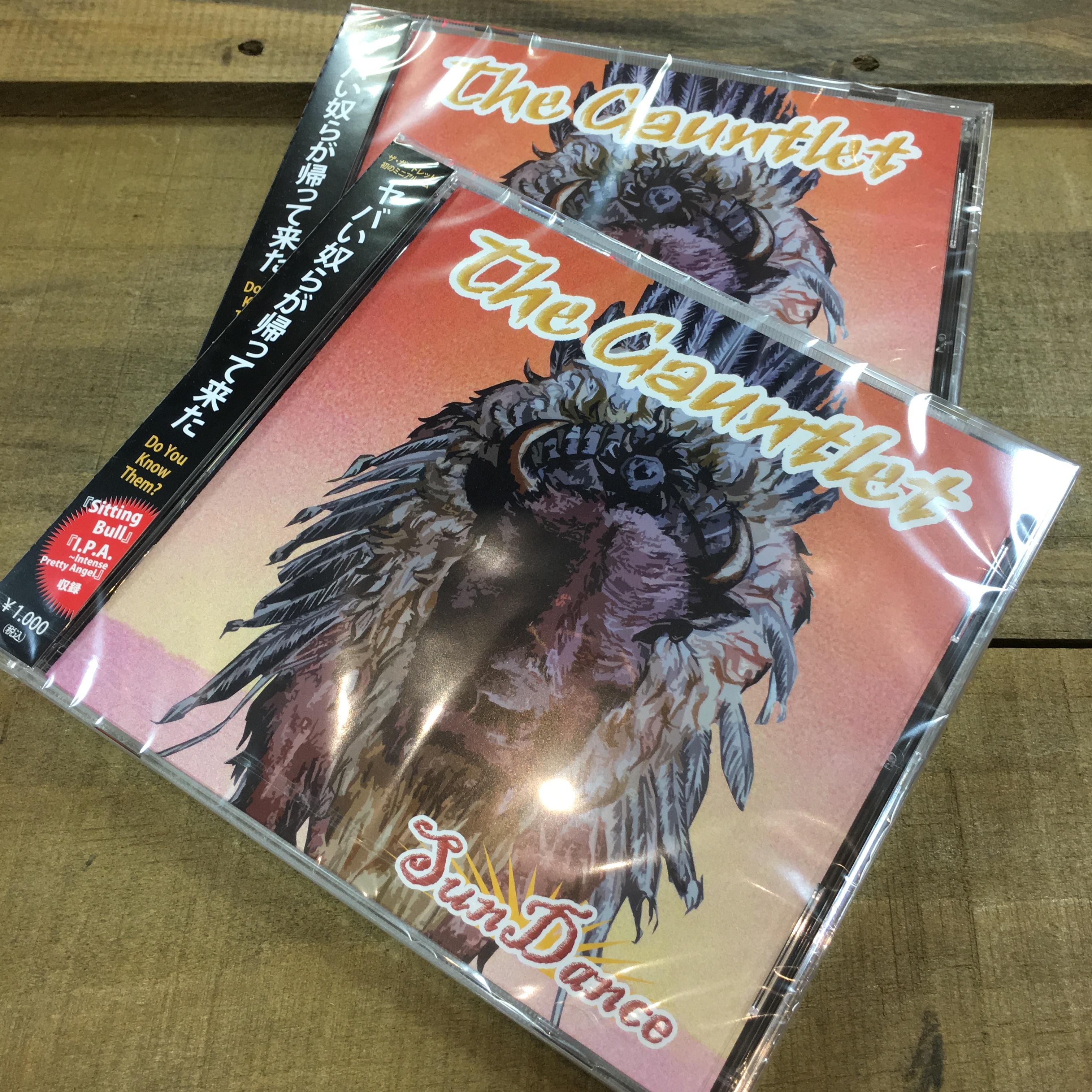 CD THEGAUNTLET「SUN DANCE」