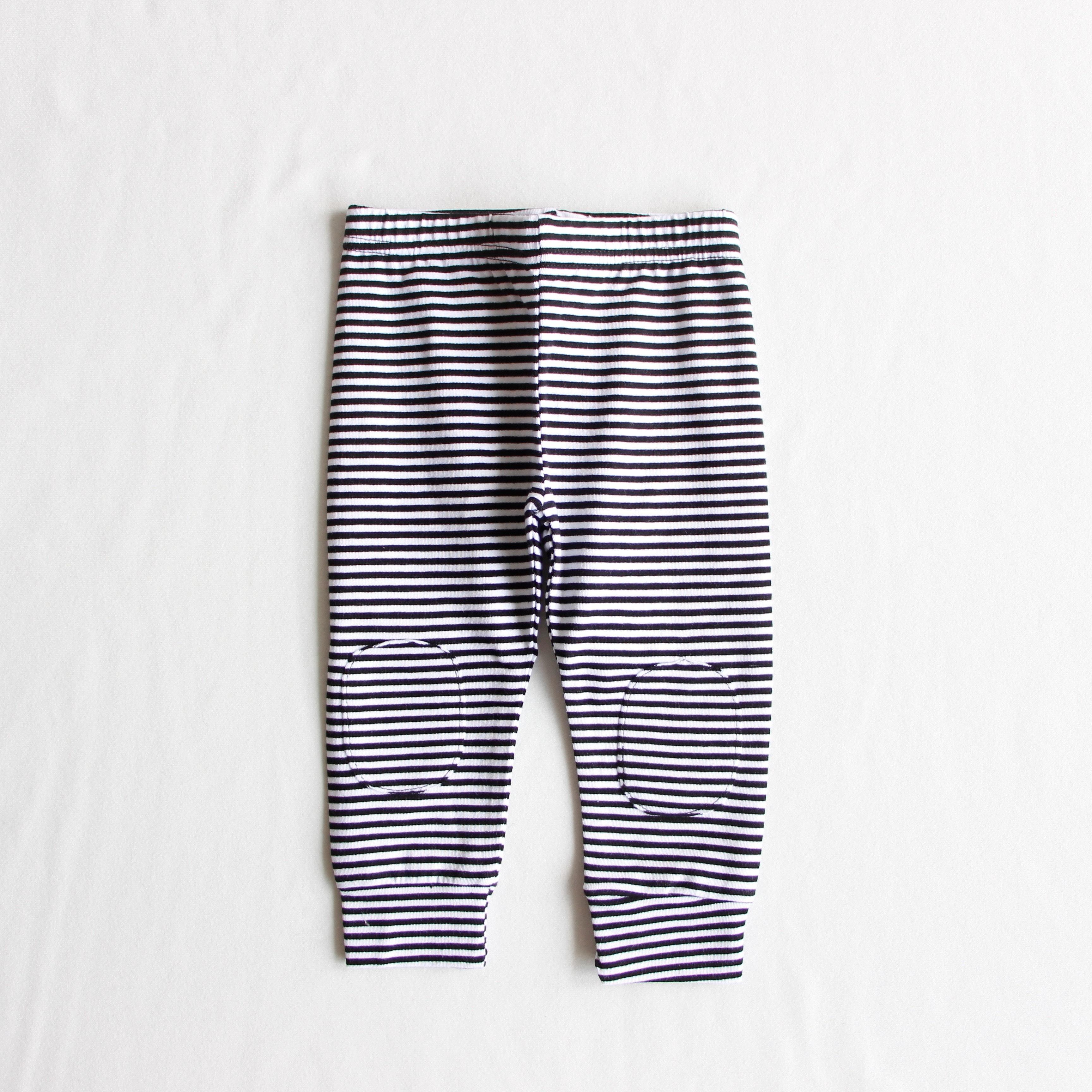 《MINGO.》Legging / stripes