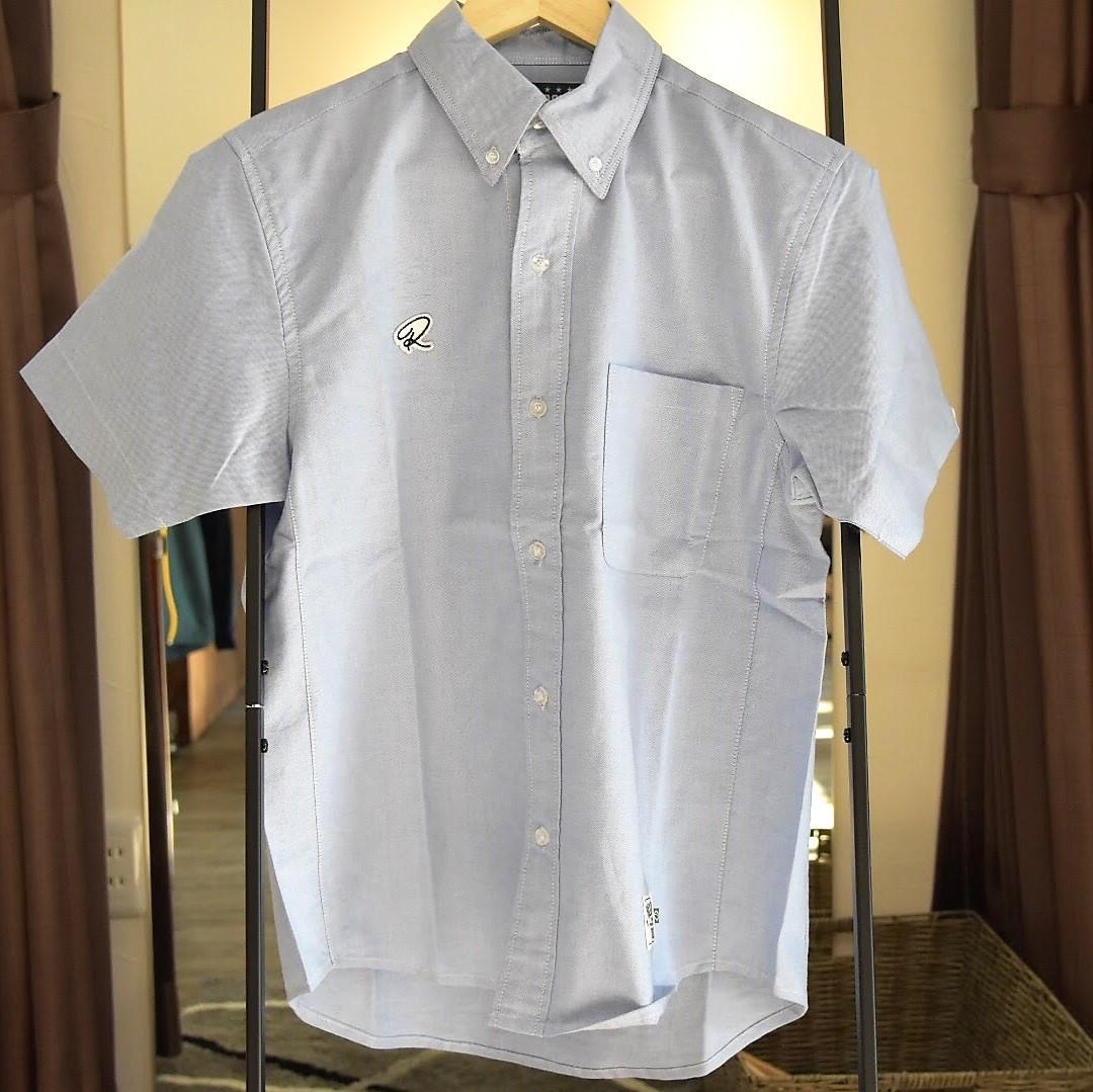 Relaxar 半袖オックスフォードシャツ(DPZ-RX31)
