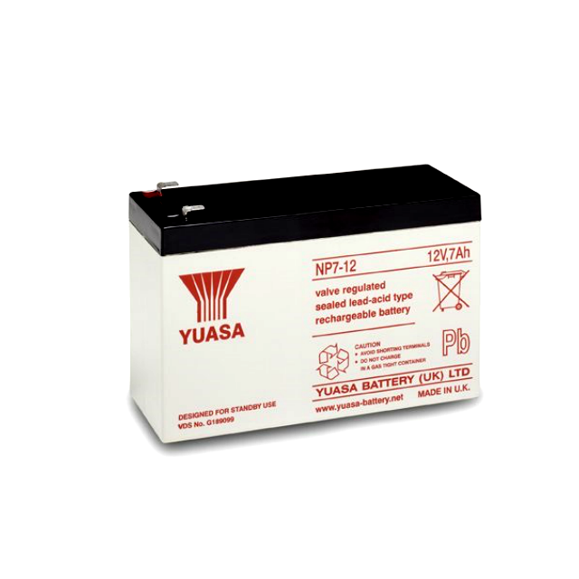 NP7-12 GSユアサ製 小形制御弁式鉛蓄電池 NPシリーズ