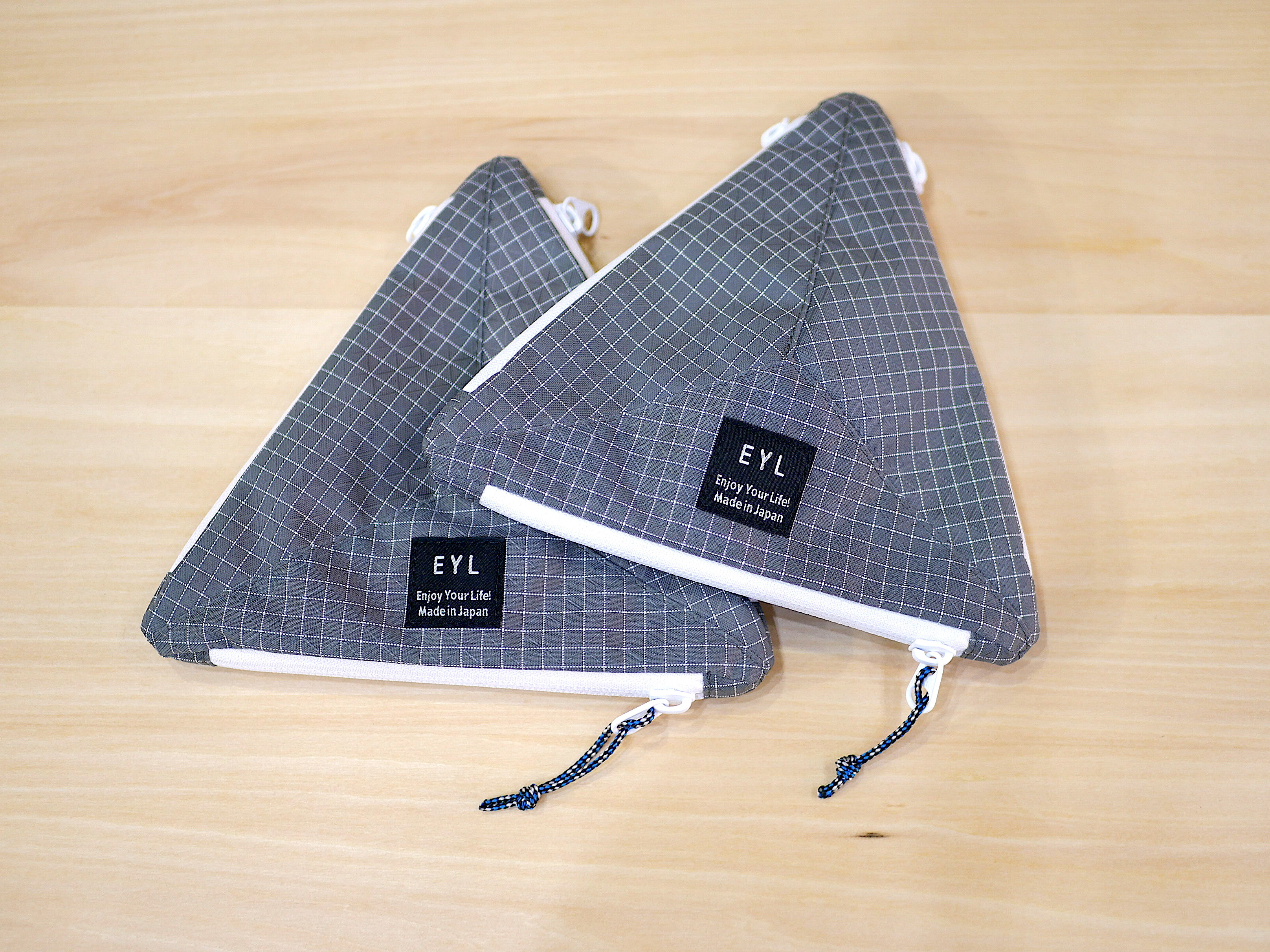 EYL / MEDIUM POUCH(DYNEEMA X-GRID)