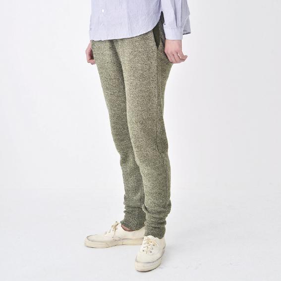 Knit Jogger Pants(グリーン)