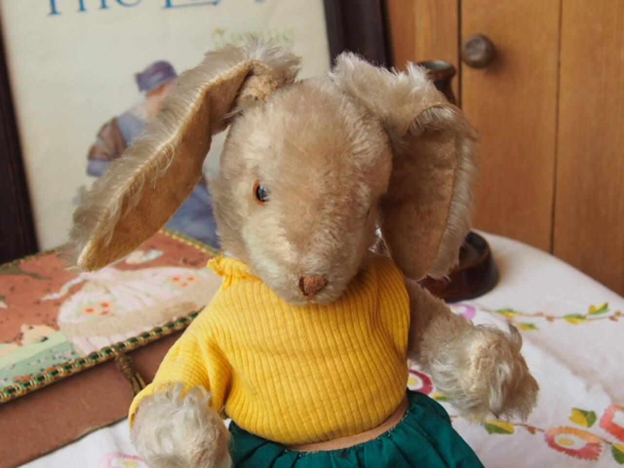 ウサギ(Schuco)