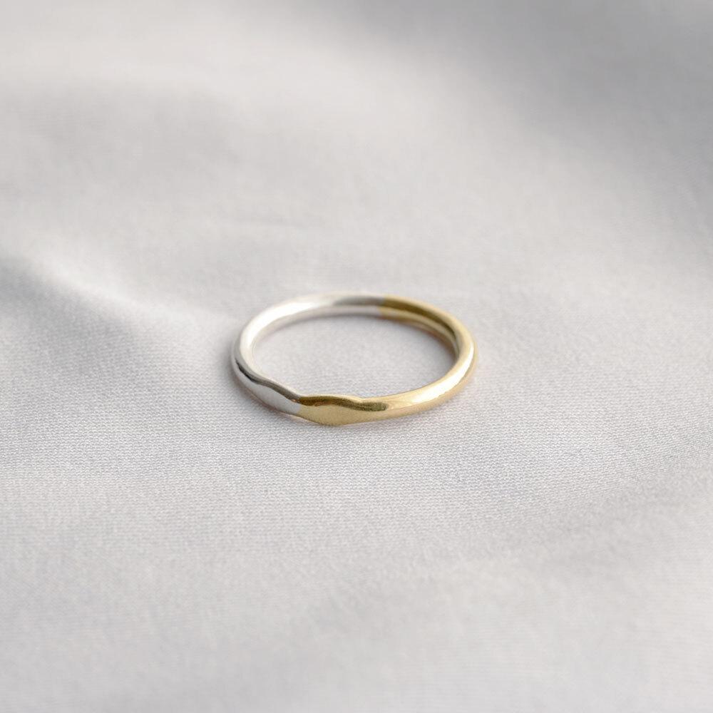 wave / ring (half)