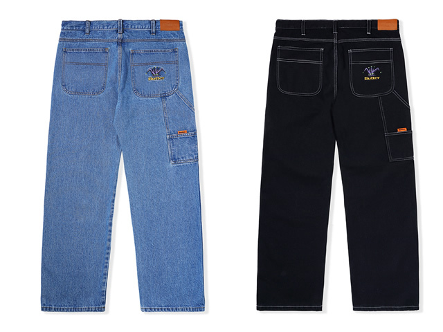 BUTTERGOODS|Royal Denim Pants