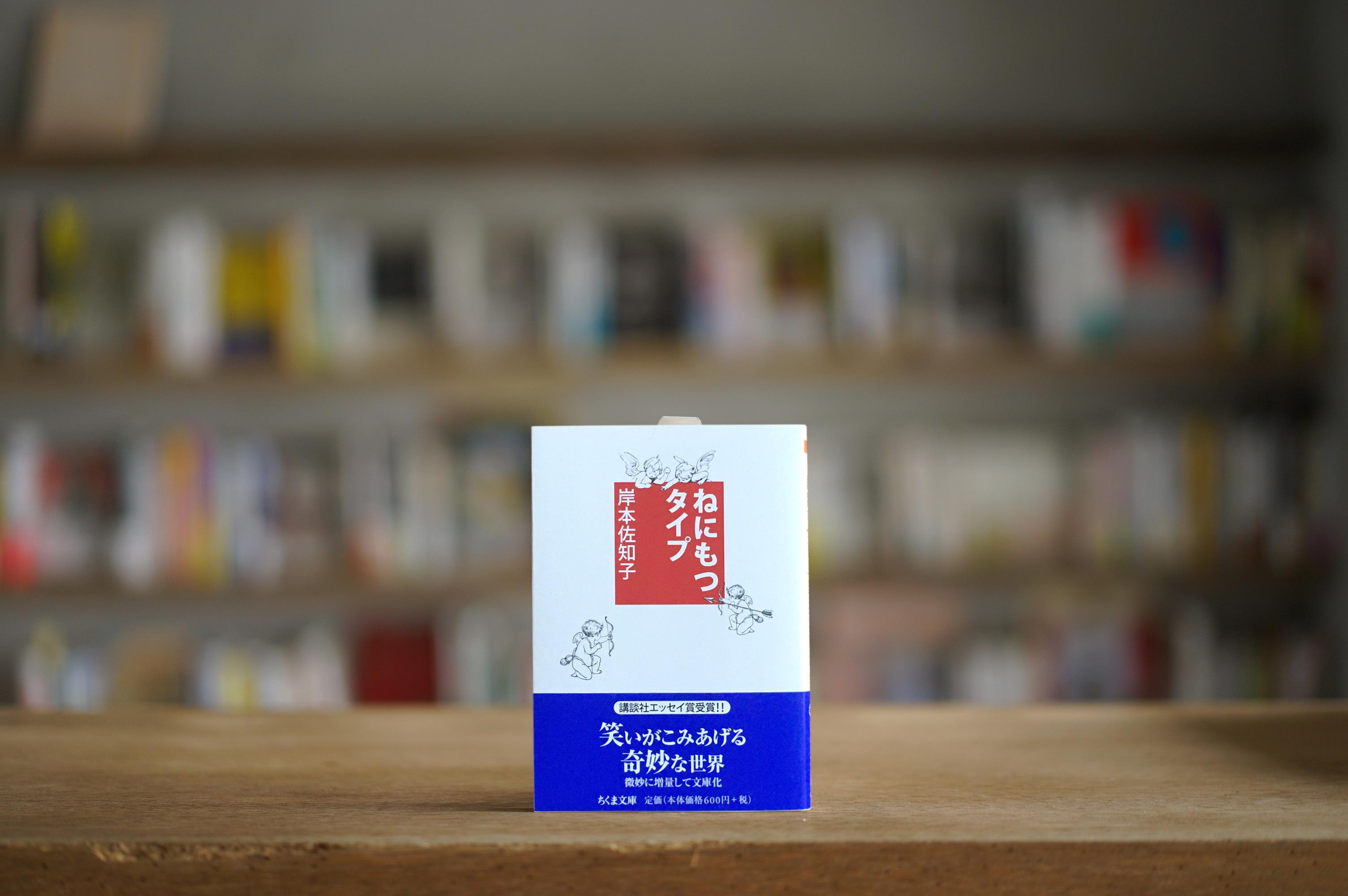 岸本佐知子 『ねにもつタイプ』 (筑摩書房、2010)