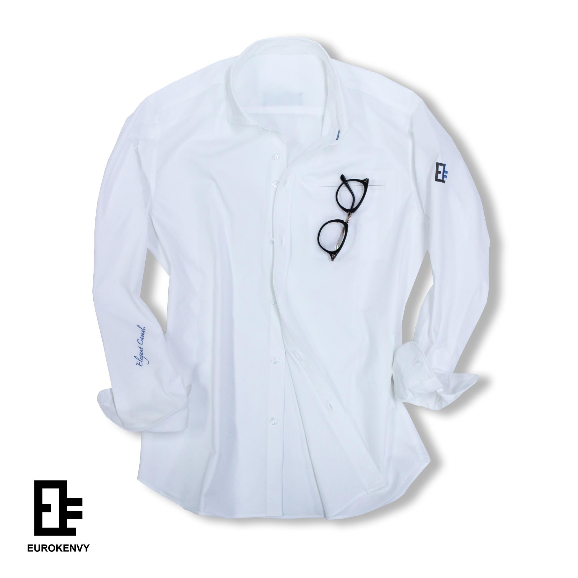 Premium Italian white shirt