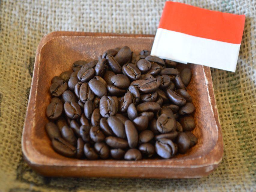 マンデリン (中深煎) 100g インドネシア トバコ