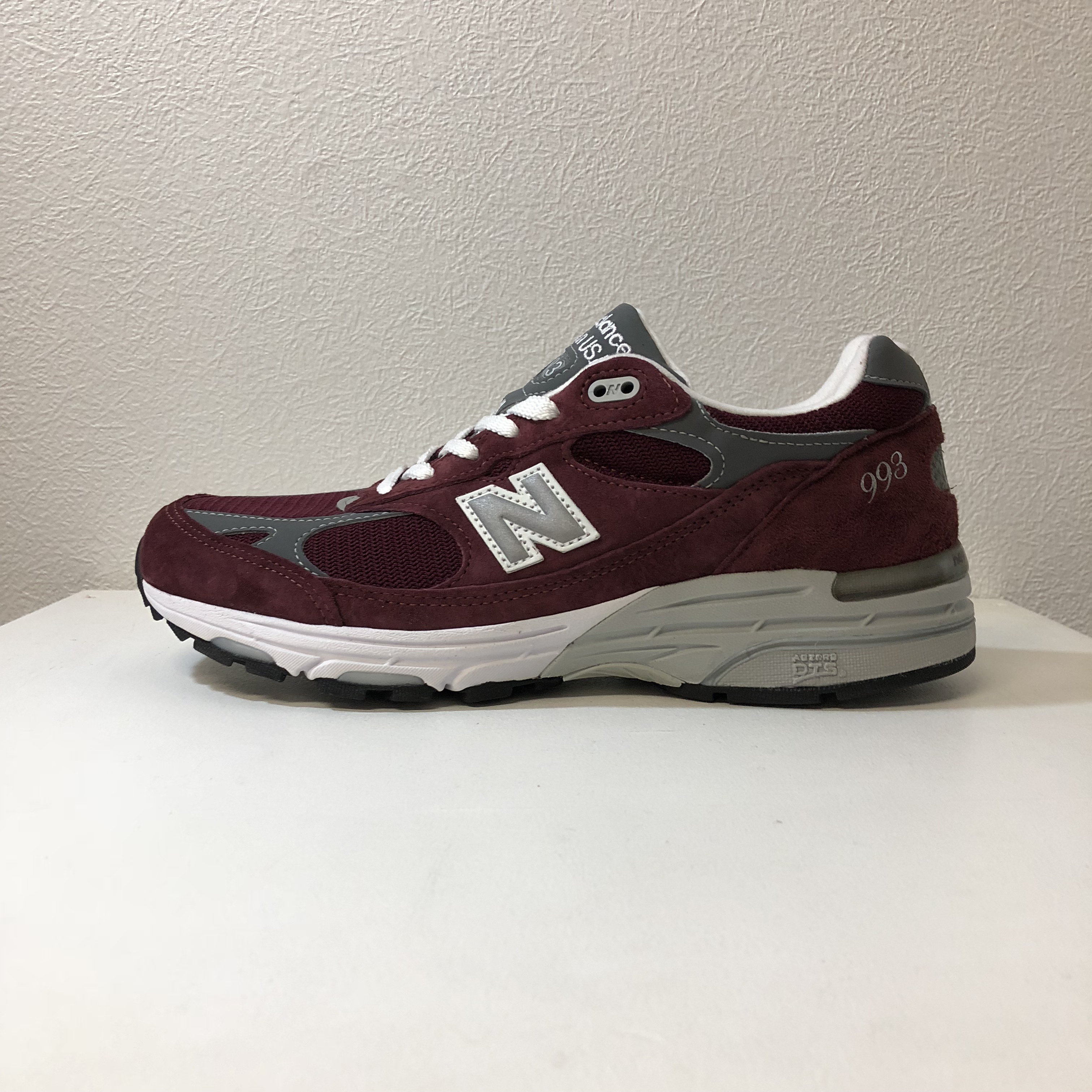 outlet store a5ca5 a0ea7 NEW BALANCE MR993 burgundy USA製 | one day store