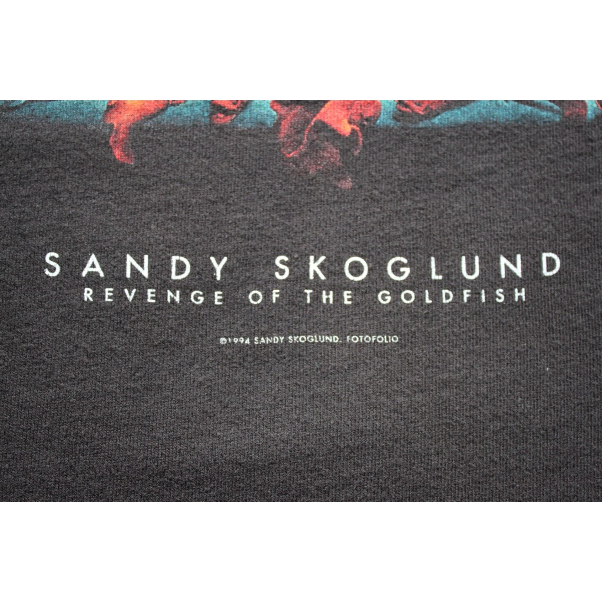 Vintage art t shirt by Sandy Skoglund