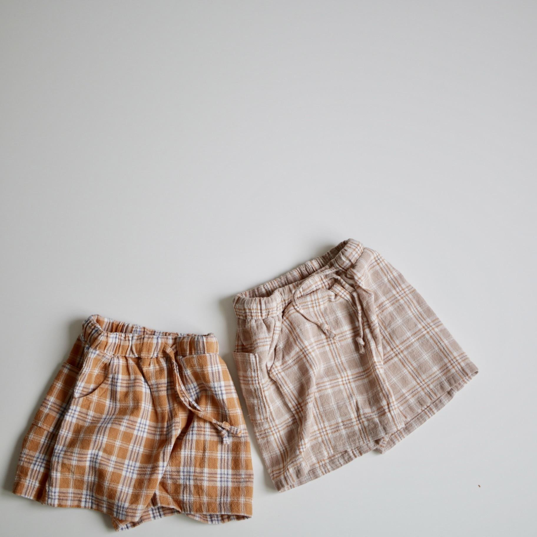 check pants.〔チェックパンツ 〕