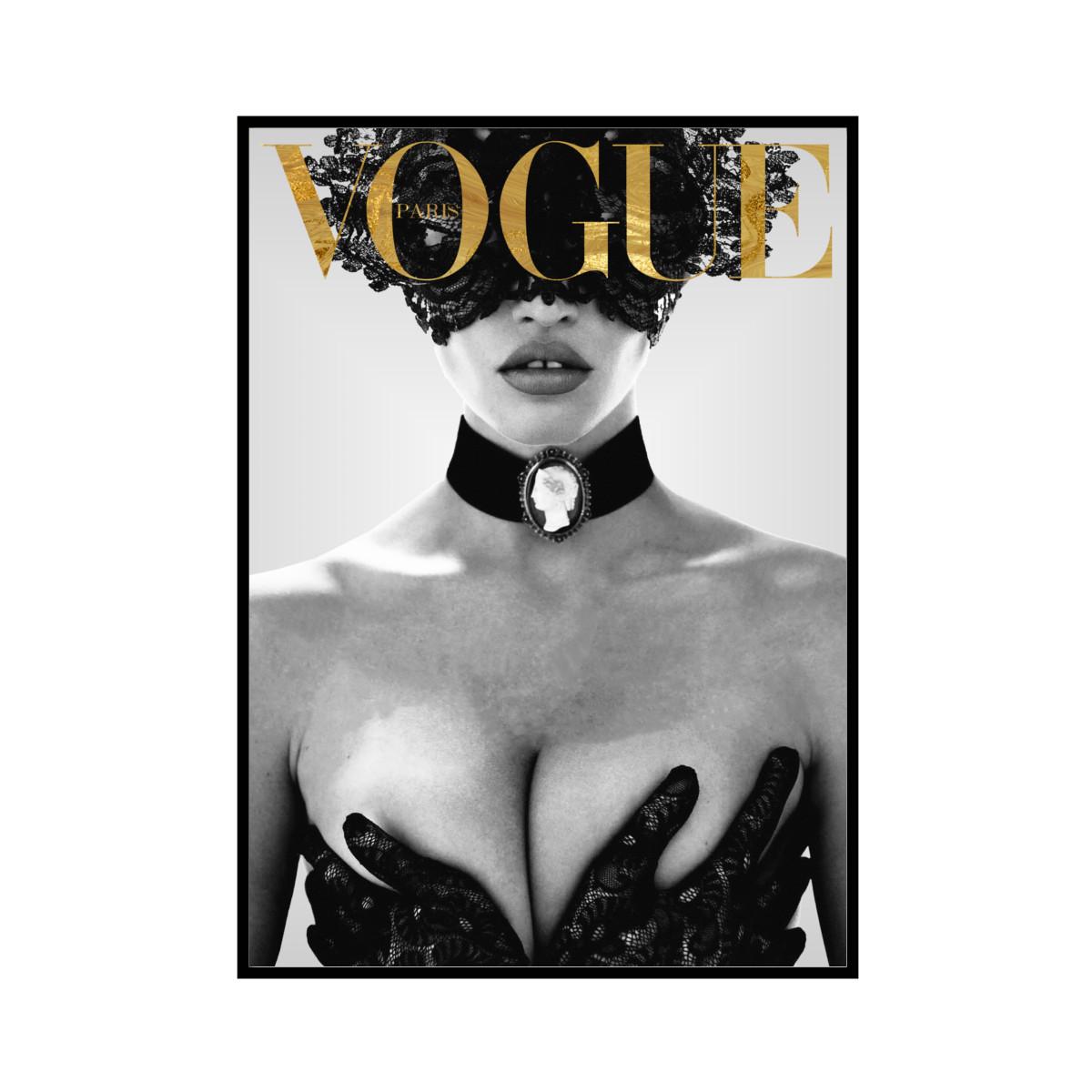 """VOGUE GM"" BG - VOGUEシリーズ [SD-000569] A4サイズ ポスター単品"