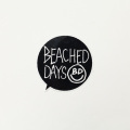 【BEACHED DAYS】BEACHED DAYS  BALOON STICKER