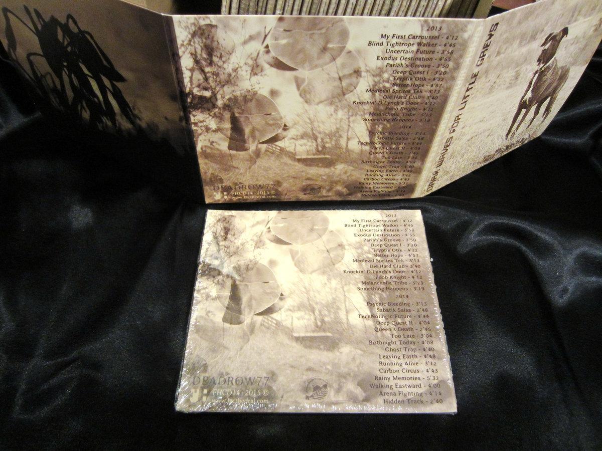 deadrow77 - Dark Waves for Little Greys 2CD - 画像3