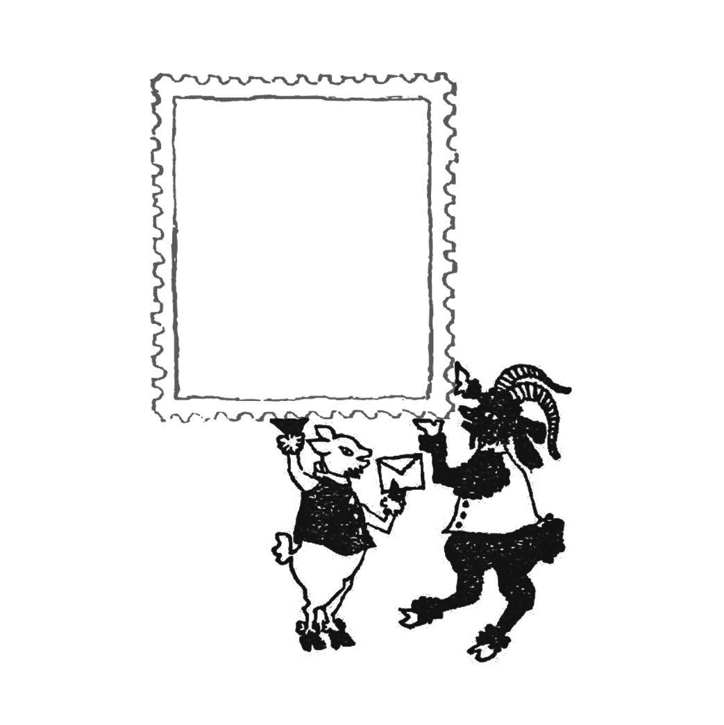 WonderLand-03 白ヤギのエマと黒ヤギのヤン