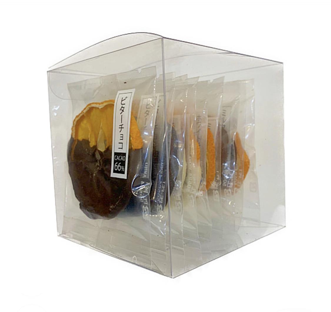 【限定数量】ドライみかんチョコディップ【送料無料】