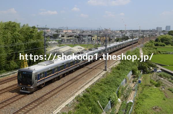 231系と線路_DSC5385