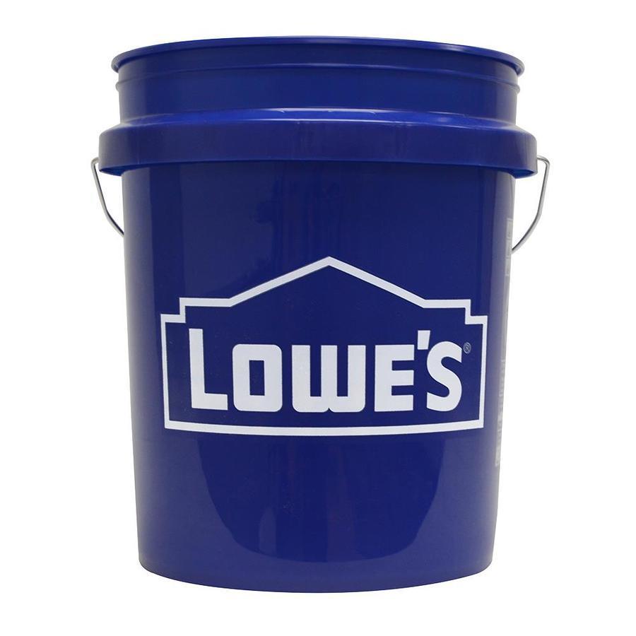 LOWE'S 5gallon Bucket