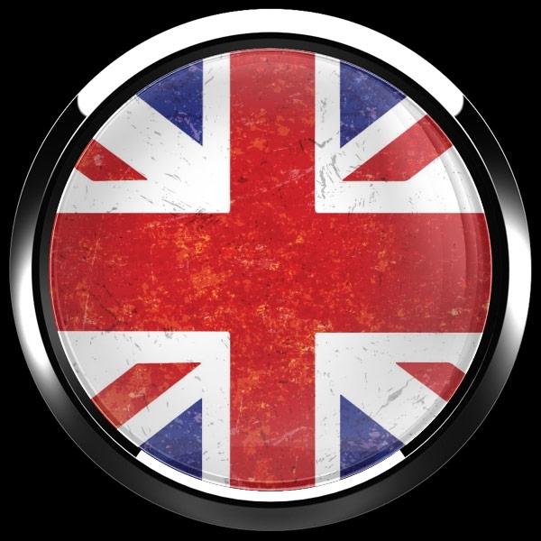 ゴーバッジ(ドーム)(CD1076 - FLAG UK VINTAGE) - 画像3