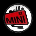ゴーバッジ(3D)(LC0127 - 3D MINI ST RED) - 画像1