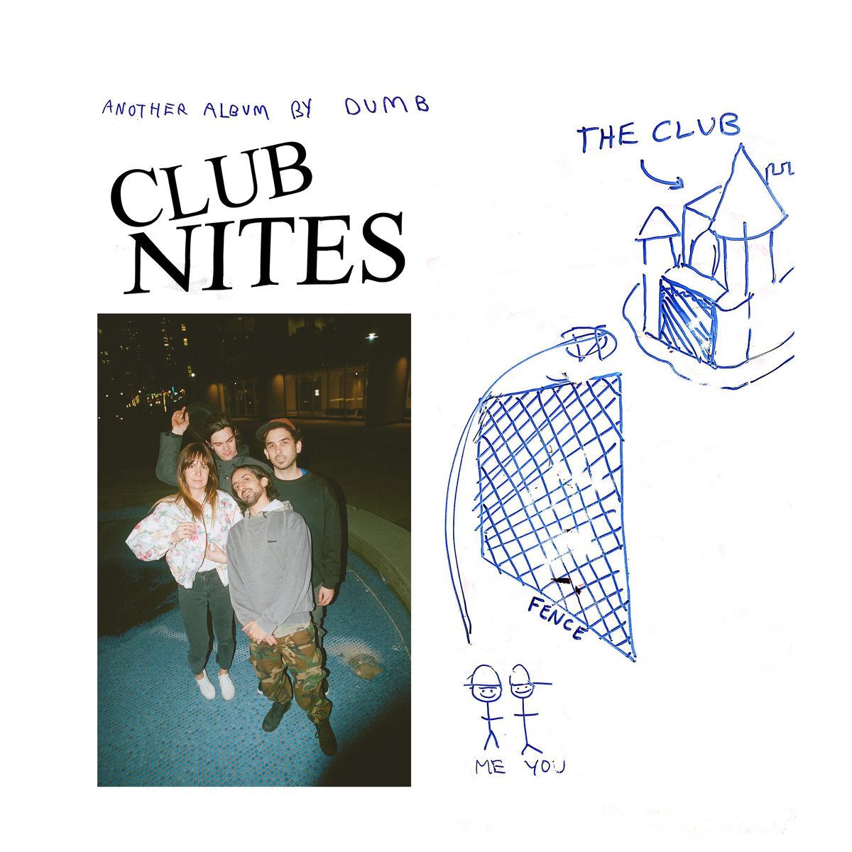 dumb / Club Nites(LP)