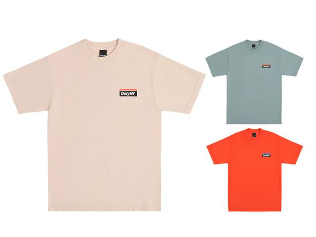 ONLY NY|Subway Logo T-Shirt