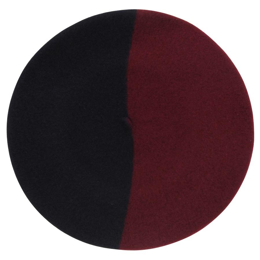 バスク帽 NAVY/D-RED(サイズ15) TDB-08